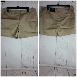 Worthington Modern Fit Khaki Shorts